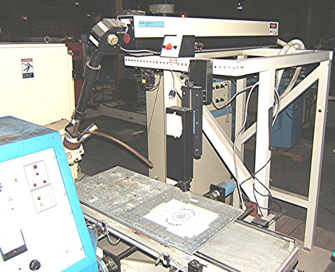 great oaks auction 6 28 2007 19 246 laser graver machine eqpt jpg. Black Bedroom Furniture Sets. Home Design Ideas